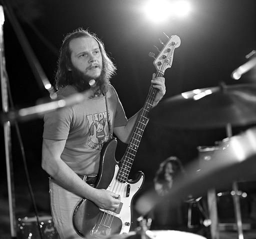 O fundador da banda, Klaus Renft