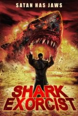 shark exorcist - cartaz