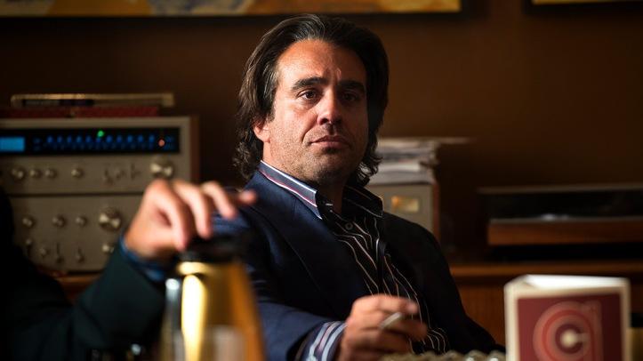 O canastrão Richie Finestra (Bobby Cannavale)