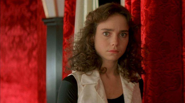 """Jessica Harper em """"Suspiria"""" (1977), de Dario Argento"""